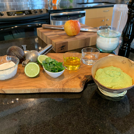 Summer Salad Dressings and Dipping Sauces