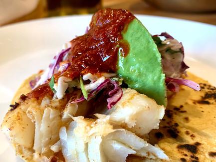Easy Cod Fish Tacos