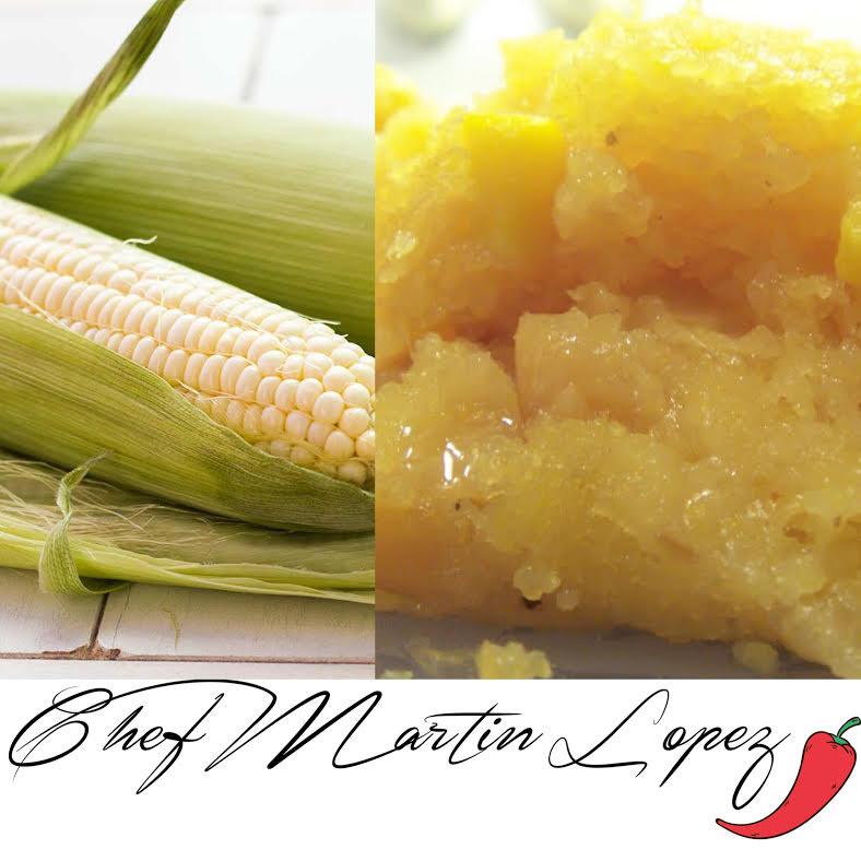 Sweet Mexican Corn Cake