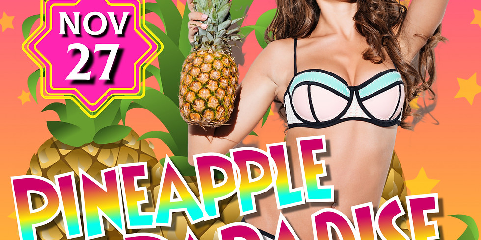 Pineapple Paradise Party!