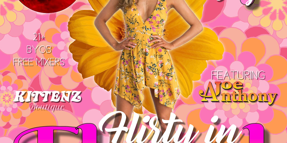 Flirty in Floral!