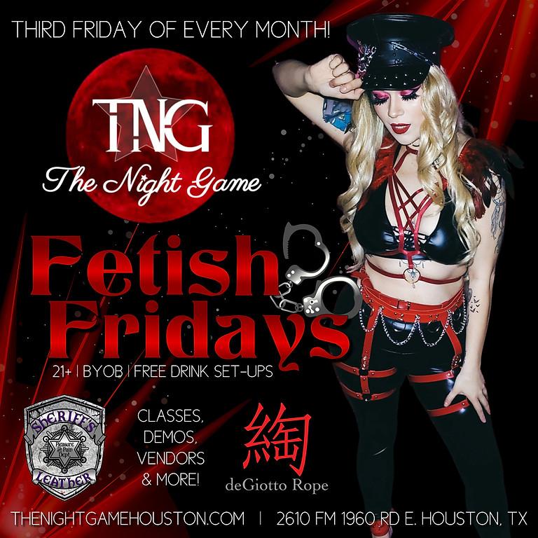 Fetish Friday!