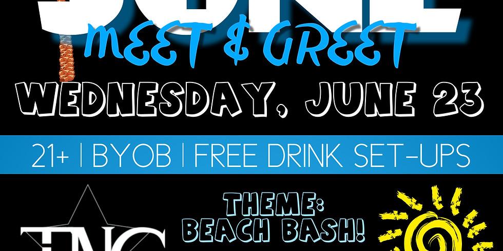 June Meet & Greet!