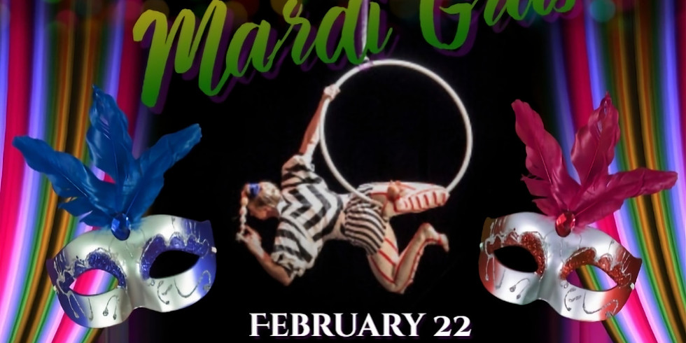 Cirque Du Mardi Gras