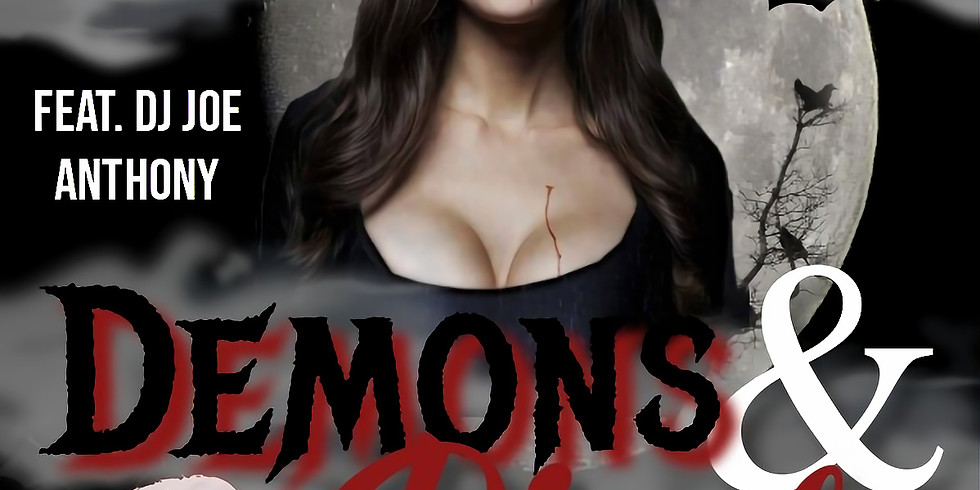 Demons & Divas: TNG Halloween Party 2020