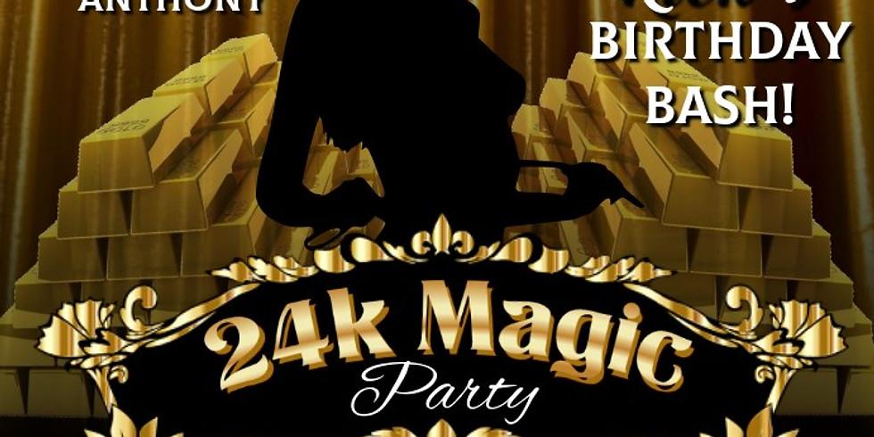 24k Magic Party!