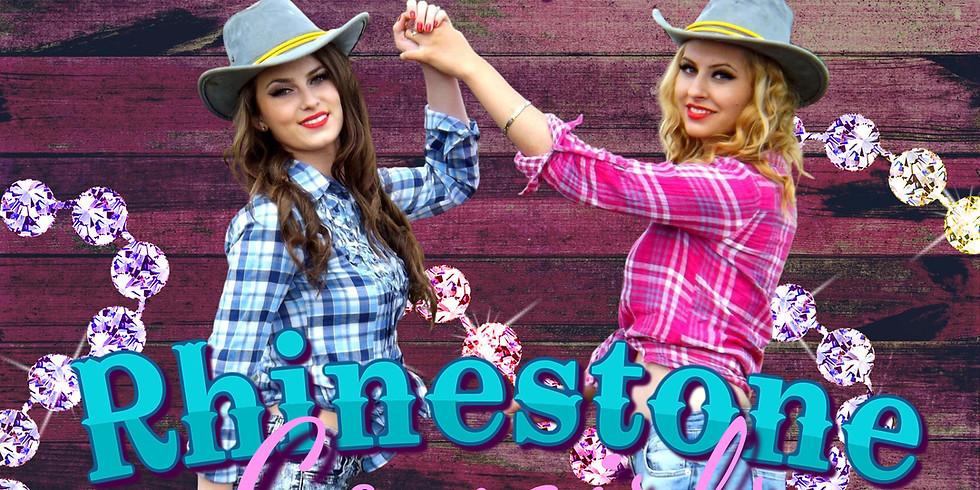 Rhinestone Cowgirls!