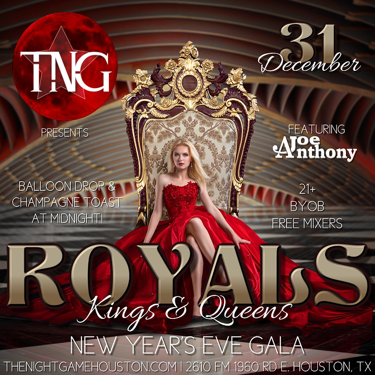 ROYALS: New Year's Eve Gala
