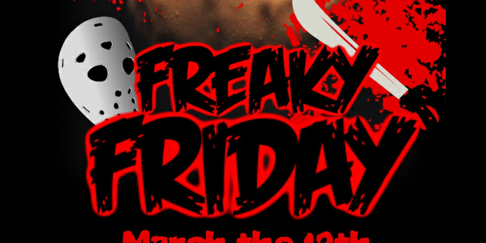 Freaky Friday the 13th Party!