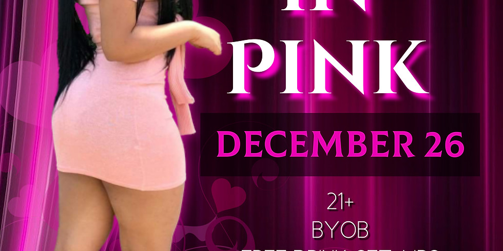 Pretty in Pink Party!