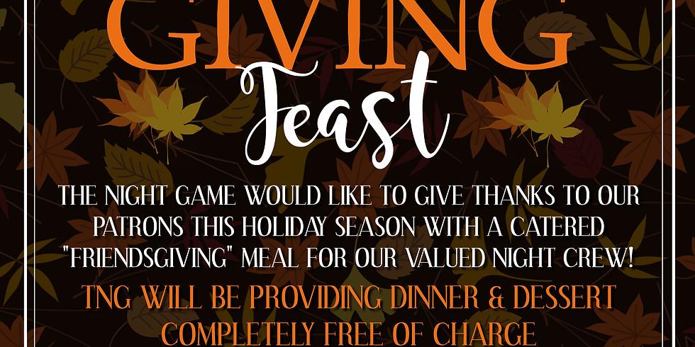 Friendsgiving Feast!