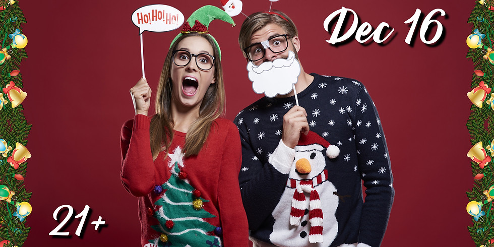 Ugly Sweater Party: December Meet & Greet