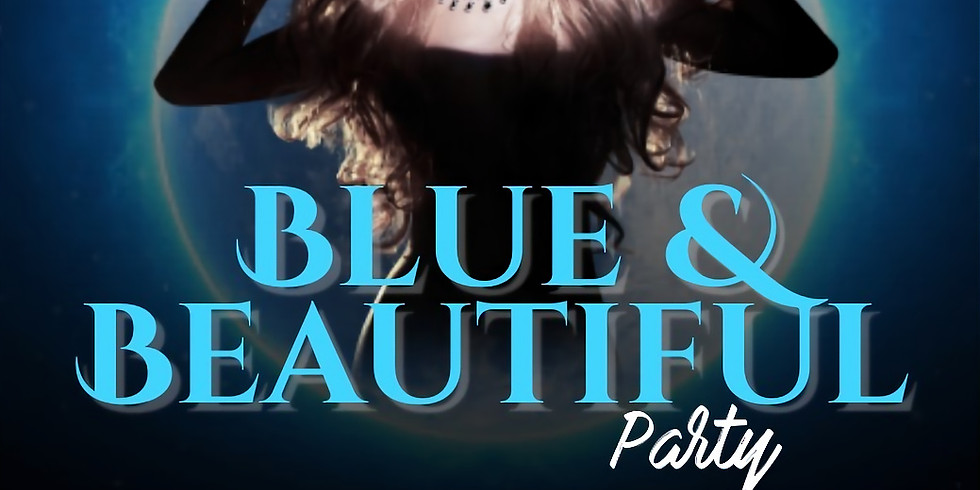 Blue & Beautiful Party!