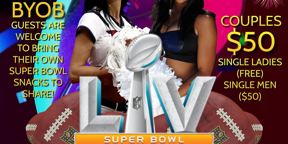 Super Bowl LV Club Party Extravaganza!