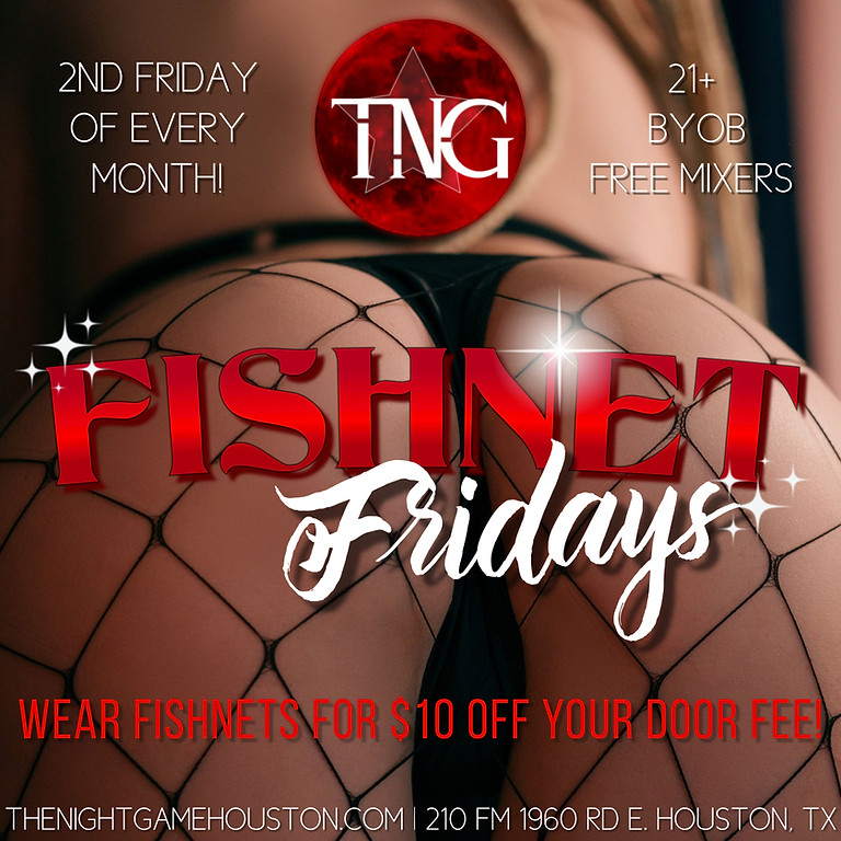 Fishnet Friday!