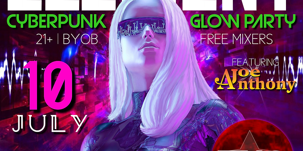 ELEMENT: Cyberpunk Glow Party
