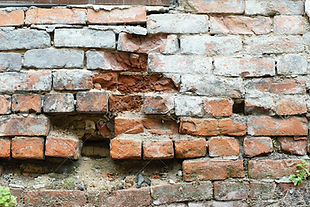 Maçonnerie, brique, pierre, linteaux, allège, ventre de boeuf