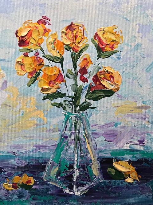 'Butter rose'