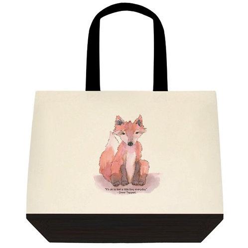 'Feeling foxy' Tote bag