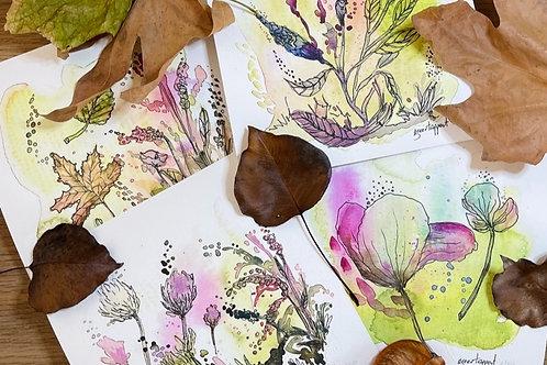 Autumn Print Collection