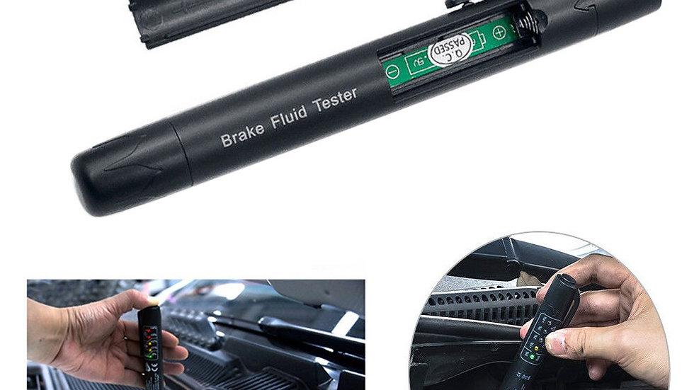 Car Brake Fluid Tester 5 LED Car Vehicle Auto