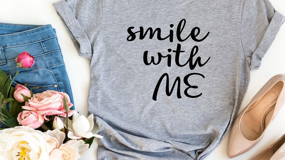 Smile With Me T-shirt