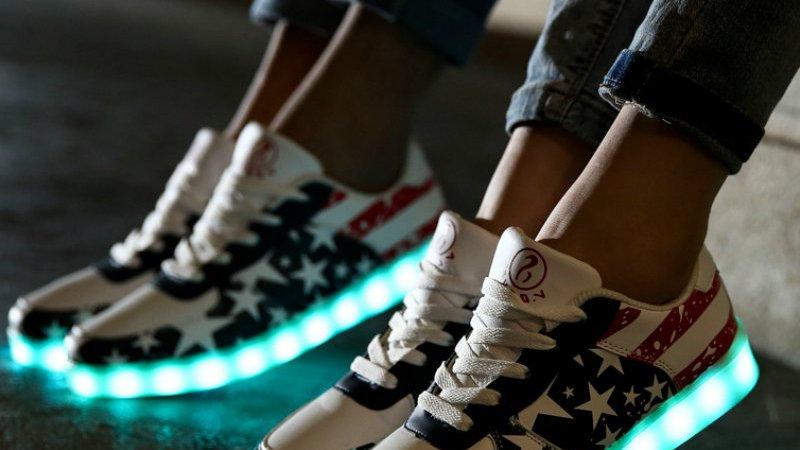 Star Luminous Sneaker