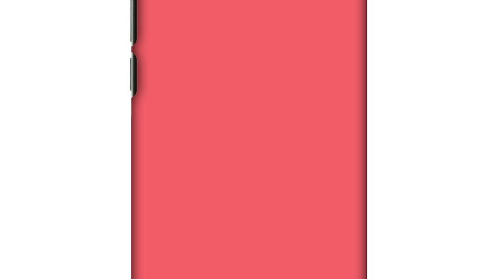 Amaranth Red Slim Hard Shell Case For Huawei Honor 6