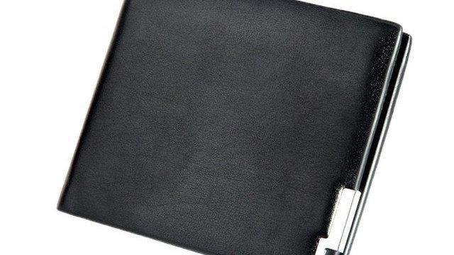 Fashion Wallets  Men  Stylish Bifold Business