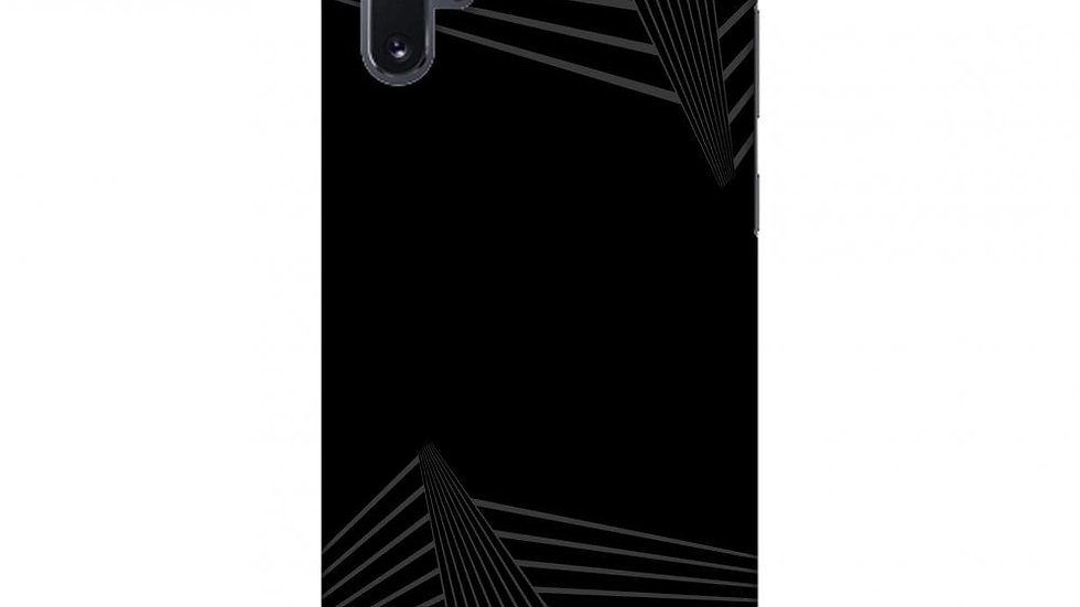 Carbon Fibre Redux 3 Slim Hard Shell Case For Samsung Galaxy Note10+