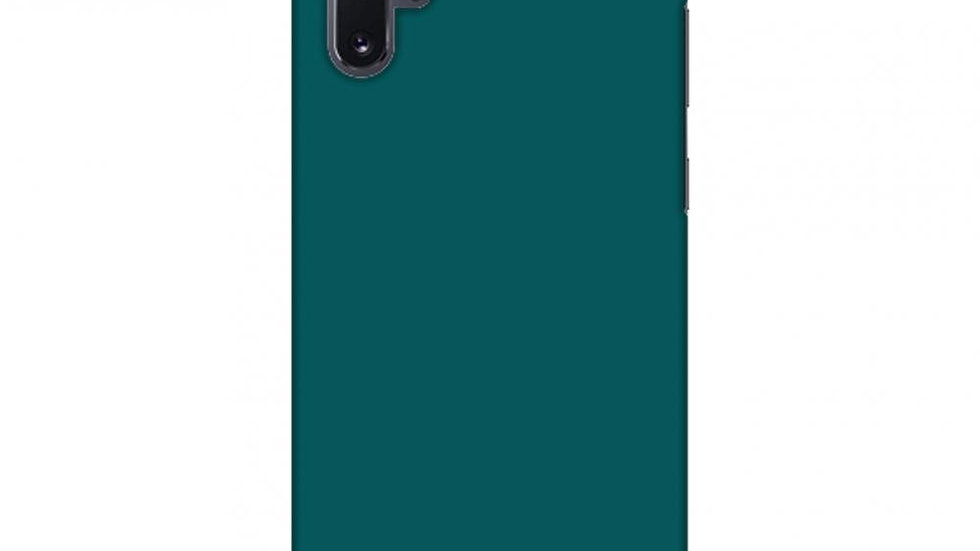Shaded Spruce Slim Hard Shell Case For Samsung Galaxy Note10+