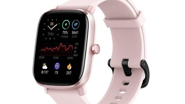 GLobal Version Amazfit GTS 2 Mini Smartwatch GPS Bluetooth Female