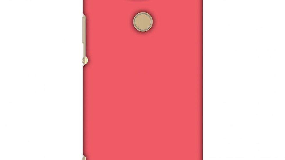 Amaranth Red Slim Hard Shell Case For Sony Xperia XA2 Ultra