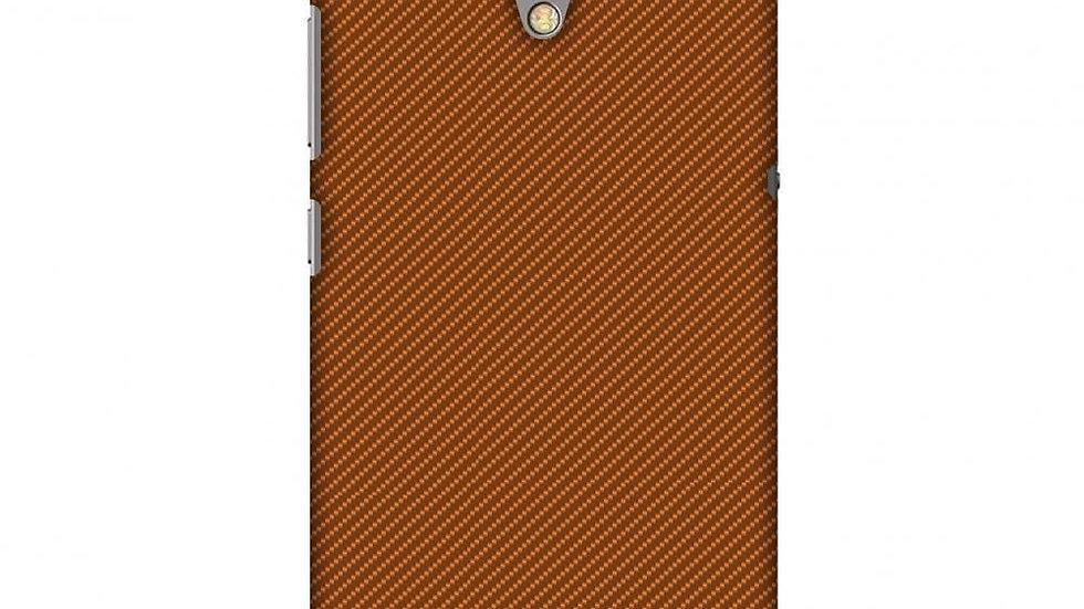 Autumn Maple Texture Slim Hard Shell Case For Lenovo P2