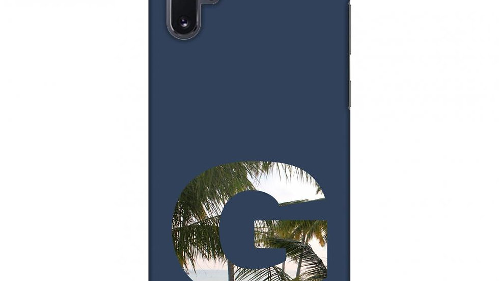 Tropical Scenery- G Slim Hard Shell Case For