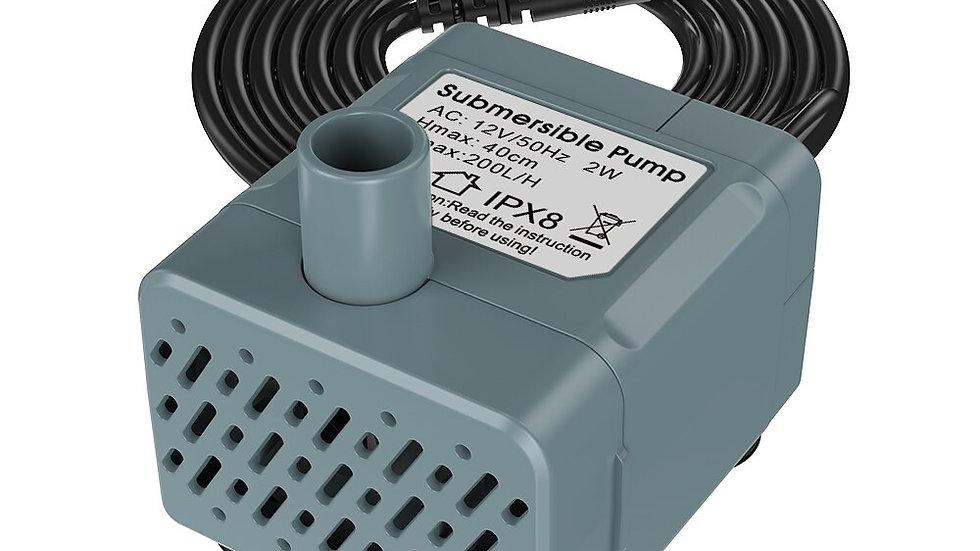 1pcs 12V Water Pump Automatic Dog Cat Water