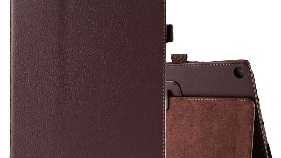AMZER Flip Leather Case With Holder For Amazon
