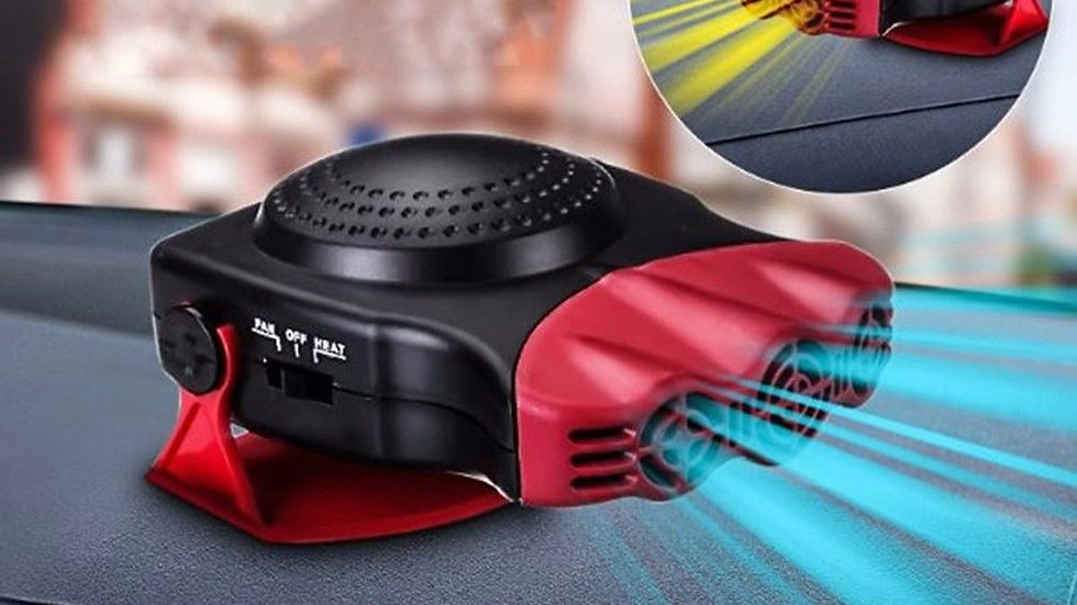 2 In 1 12V 150W Auto Car Heater Portable Heating