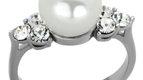 TK1824 High polished (no plating) Stainless Steel