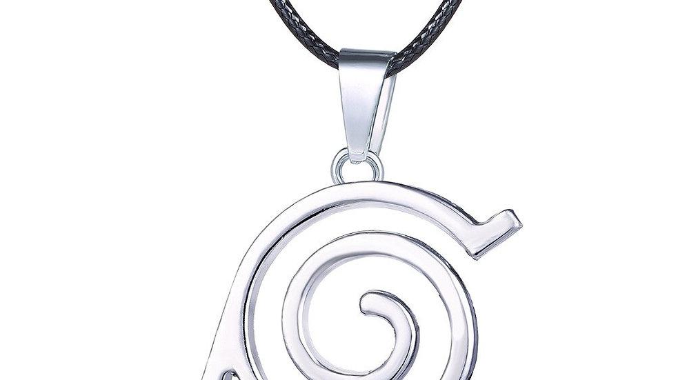 Naruto Necklaces & Pendants Mens Necklace Silver