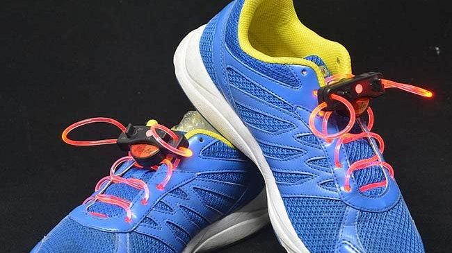 Colorful Led Shoelaces