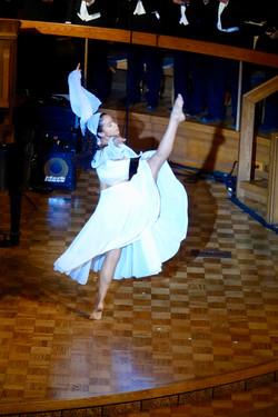Dancer Lilliana Edmonds