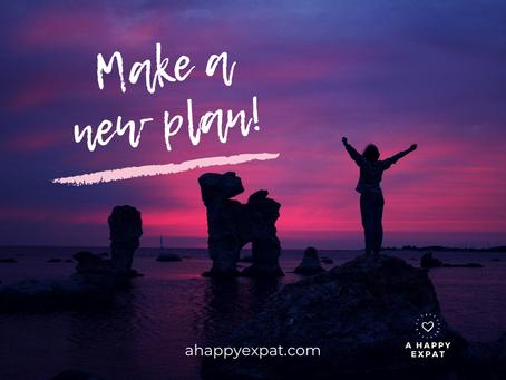 6 months in?  Make a new plan!