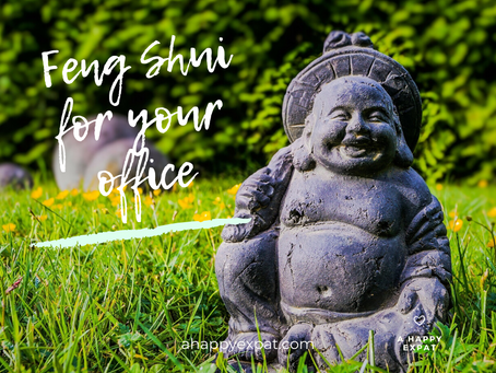 Feng Shui for beginners - for your office