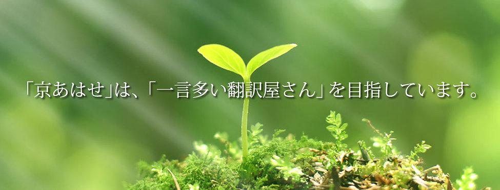 京あはせイメージ「若葉」