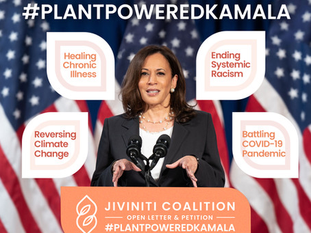 Jiviniti Coalition Objectives: A Plant-Based Economy