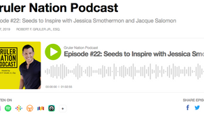 Seeds to Inspire featured on The Gruler Nation Podcast