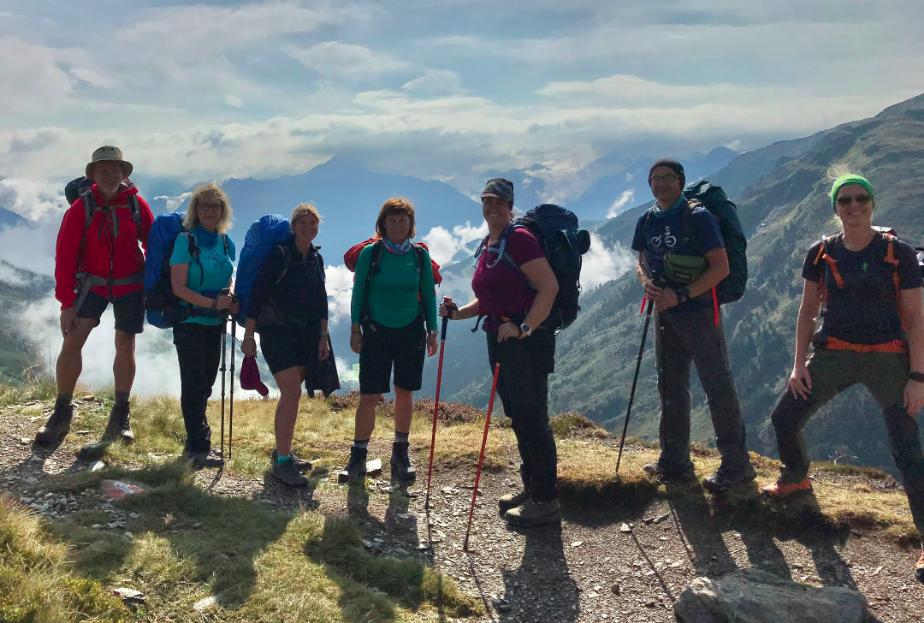 Alpenüberquerung_Finishergruppe