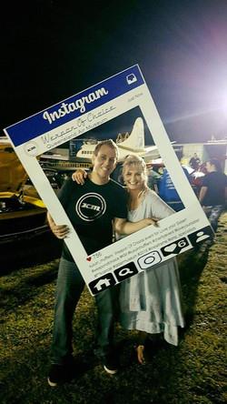 Luke & Angela Mansey