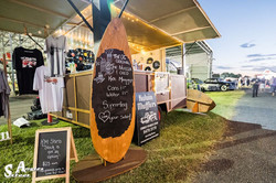 KM Coffee Van at QLD Air Museum